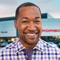 Sherman Sims at Porsche Riverside