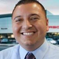 Adam Avalos at Porsche Riverside