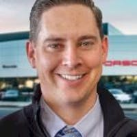 Jeffery Hudson at Porsche Riverside