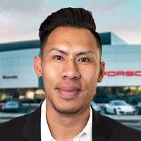 Tony  Nguyen at Porsche Riverside