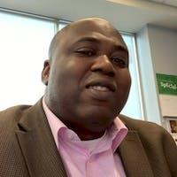 Demetrius Moore at Jidd Motors