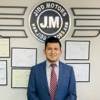 Arthuro Cervantes at Jidd Motors