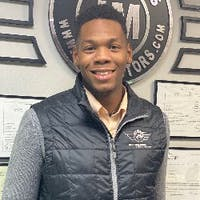 Onteral Woodson Jr at Jidd Motors