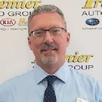 Ted Astarita at Premier Subaru