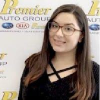 Margarita Martinez at Premier Subaru