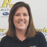Rachael Kudej at Premier Subaru