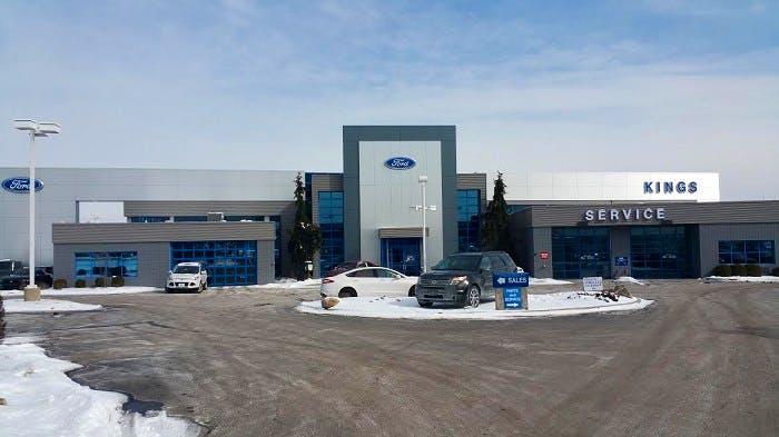 Kings Ford Inc, Cincinnati, OH, 45249