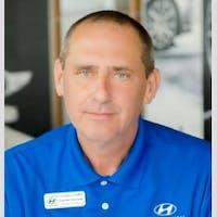 Charles Corcoran at Courtesy Hyundai Tampa