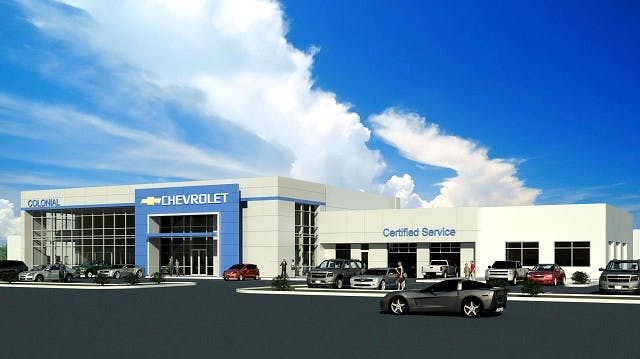 Rick Hendrick Chevrolet Norfolk Chevrolet Service Center Dealership Ratings