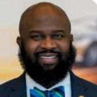 Darius Brown at Mercedes-Benz of South Charlotte