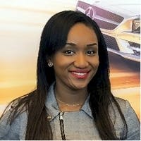 Carmeline Alceus at Mercedes-Benz of South Charlotte