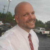 Mike Ciarlone at Brian Hoskins Ford