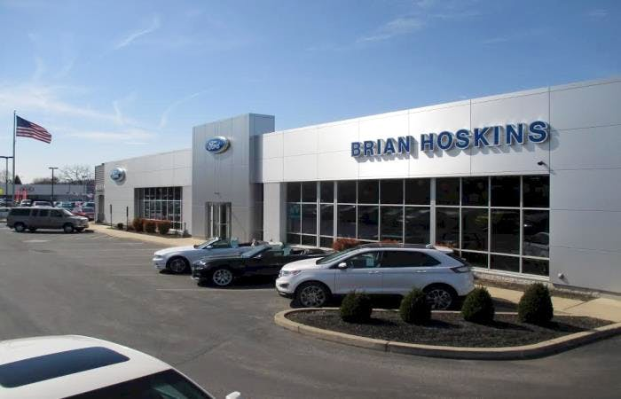 Brian Hoskins Ford, Coatesville, PA, 19320