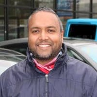 Kevin Raj at Whitten Brothers of Richmond Jeep Chrysler Dodge Ram
