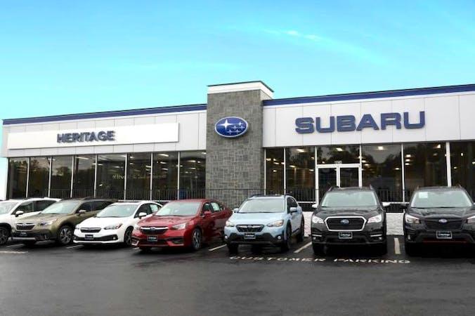 Heritage Subaru Catonsville, Baltimore, MD, 21228