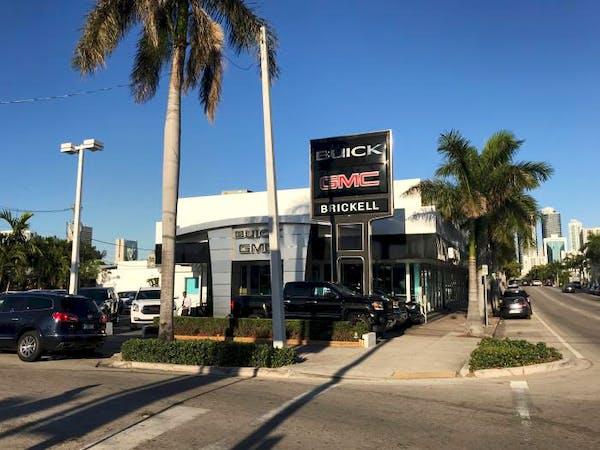 Brickell Buick & GMC, Miami, FL, 33130