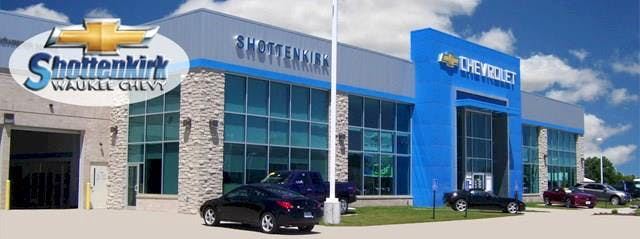 Shottenkirk Chevrolet Chevrolet Service Center Dealership Ratings
