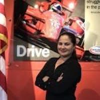 Lazara Chang at Brickell Honda