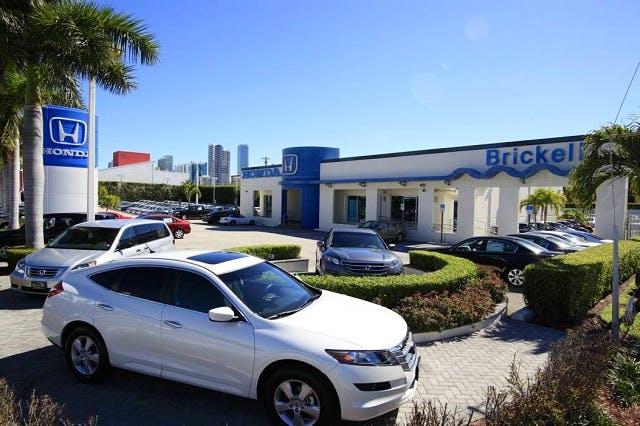 Brickell Honda, Miami, FL, 33130