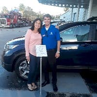 Christian Scirrotto at Coggin Honda of Fort Pierce