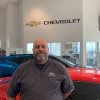 Shawn Curl at McLarty Daniel Chevrolet - Service Center
