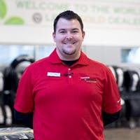 Justin Hogue at Toyota of Rockwall - Service Center