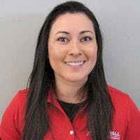 Stephanie Sanchez at Toyota of Rockwall