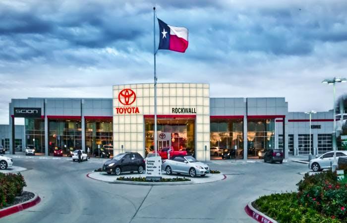 Toyota of Rockwall, Rockwall, TX, 75087