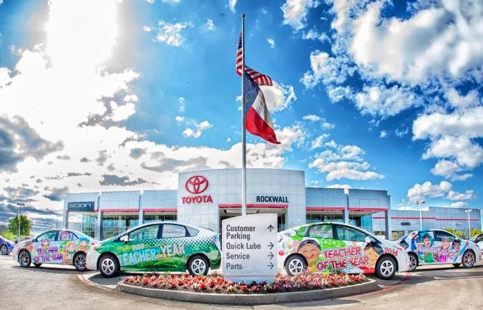 Toyota Of Rockwall >> Toyota Of Rockwall Toyota Used Car Dealer Service Center