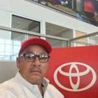Raul Flores at Cowboy Toyota