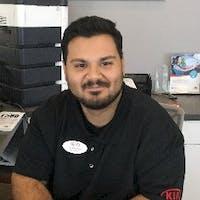 Leo  Gonzalez at Courtesy Kia of Brandon - Service Center