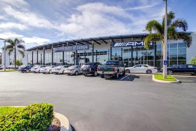 Mercedes-Benz of Tampa, Tampa, FL, 33614