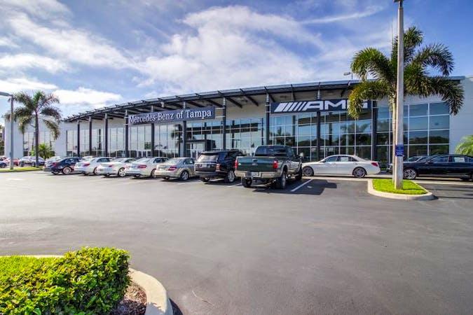 Mercedes Benz Of Tampa >> Mercedes Benz Of Tampa Employees