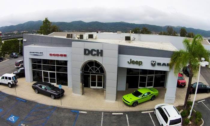 DCH Chrysler Dodge Jeep Ram FIAT, Temecula, CA, 92591