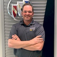 Chris Williams at McKaig Chevrolet Buick - A Dealer For The People - Service Center