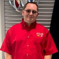 Patrick Evans at McKaig Chevrolet Buick - A Dealer For The People - Service Center