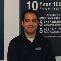 Danny Perez at Hyundai of St. Augustine - Service Center