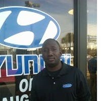 Demetrius Davis at Hyundai of St. Augustine