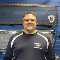 Dave Gasper at Northwest Motorsport - Puyallup