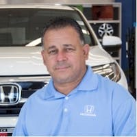 Miguel Ortiz at DCH Honda of Temecula