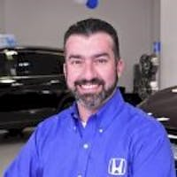 Russ Capuano at DCH Honda of Temecula