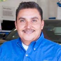 Juan Serrano at DCH Honda of Temecula
