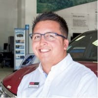 Matthew  Rivera  at DCH Honda of Temecula