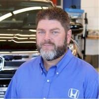 Larry Stracener at DCH Honda of Temecula