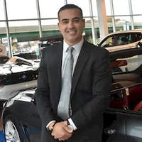 Abood Katib at BMW of Bloomfield
