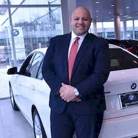 Mohamed Fahmi at BMW of Bloomfield