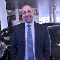 Sam Shehata at BMW of Bloomfield
