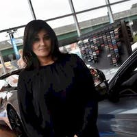 Najat Zinane at BMW of Bloomfield