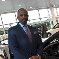 Andre Lindsay at BMW of Bloomfield