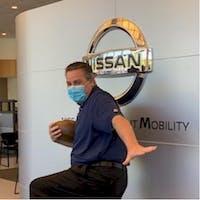 Glenn Graves at Fred Anderson Nissan of Asheville - Service Center